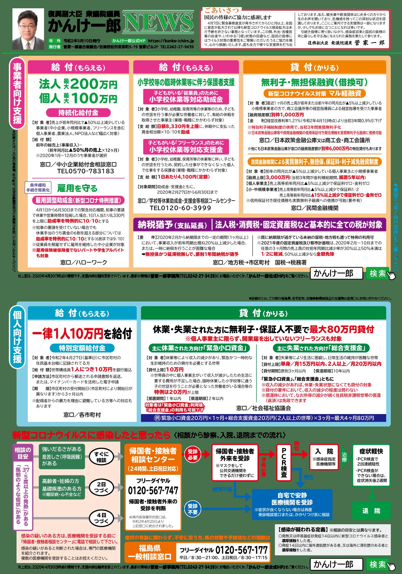 菅家一郎ニュース