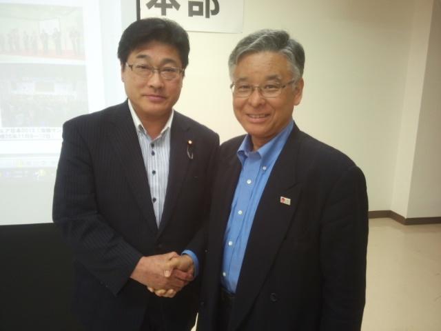 日本政府観光局の松山良一理事長のセミナーを開催しました | 衆議院 ...