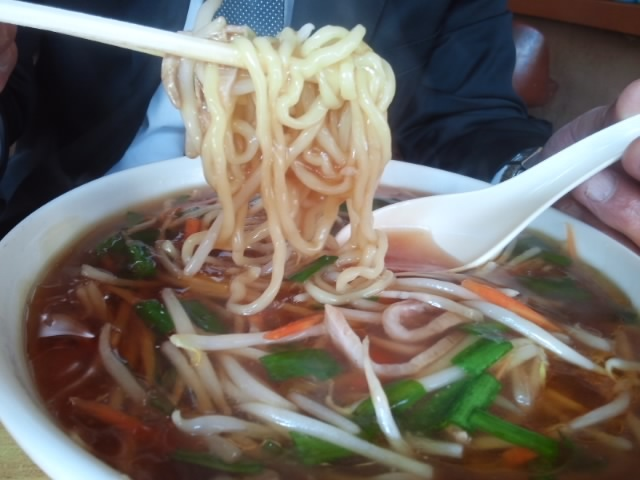 麺もスープも絶品