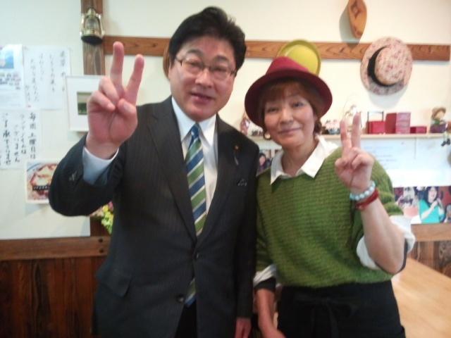 店主の佐藤智子さん