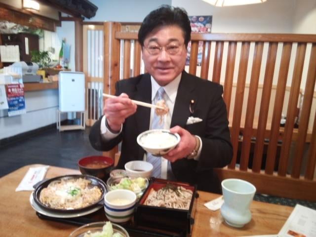 米は会津産のコシヒカリです!